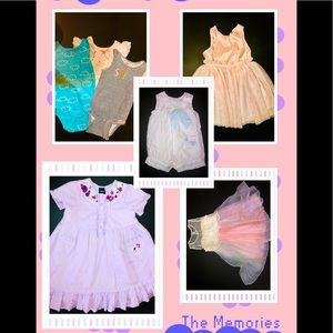 Baby girl clothes Summer Lot 18-24M